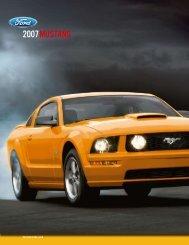 2007mustang - 2009 Mustang GT/CS