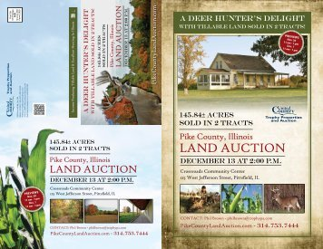 Land auCtIon - United Country Real Estate
