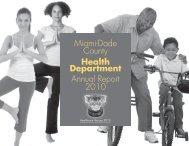 Miami-Dade County Health Department Annual Report 2010