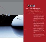 Leistungsspektrum Estech-Gruppe - Alfred Sager & Co. AG