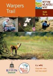 The Warpers Trail - Blackburn