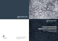 rapporten her - Dansk Miljøteknologi
