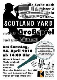 Flyer - Kolping in München
