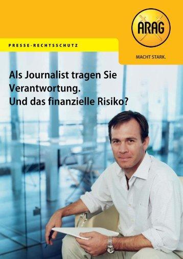 Presse-Rechtsschutz - Versicherungsmakler Norbert Dummer
