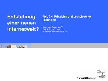 Folien zum Download - Universität Konstanz