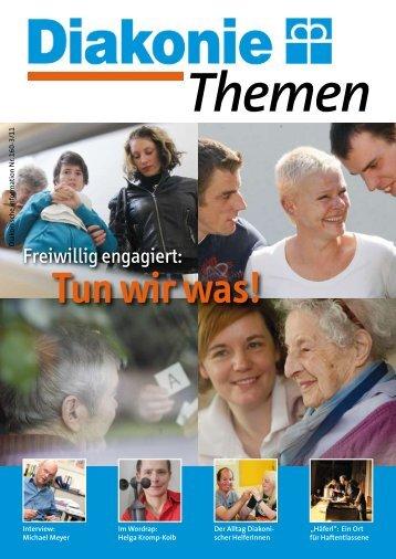 Tun wir was! - Diakonie Österreich