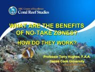 What are the benefits of no-take zones? How do they work?