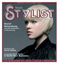 Factory Outlet - Stylist and Salon Newspapers