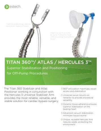Titan 360 - Hercules 3 Data Sheet 460-14148_Rev-C.indd