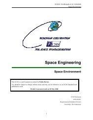 ECSS E 10-04 v0.10 - European Cooperation on Space Standardization ...