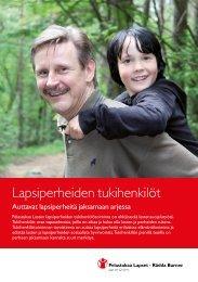 Lapsiperheiden tukihenkilöt -esite (pdf) - Turku