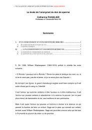La Levée de l'anonymat par Catherine Puigelier - Académie des ...