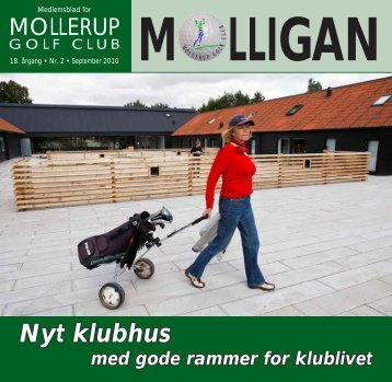MOLLIGAN, september 2010 - Mollerup Golf Club