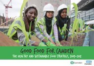 Good Food for Camden - Sustain