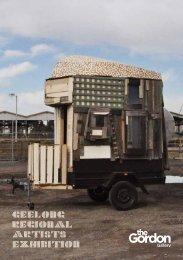 Geelong Regional Artists Exhibition - The Gordon