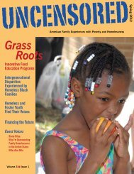 Grass Roots - The Institute for Children, Poverty, and Homelessness