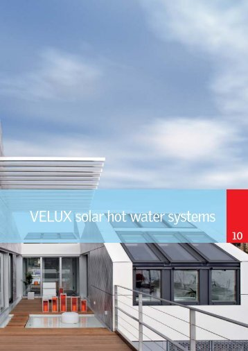 Solar Hot Water System - Velux