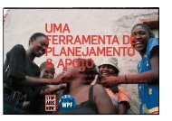 UMA FERRAMENTA DE PLANEJAMENTO & APOIO - Rutgers WPF