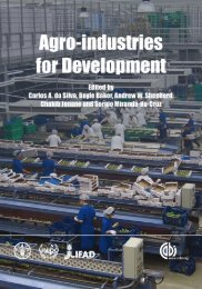 Agro-Industries for Development, FAO, UNIDO and ... - Value Chains