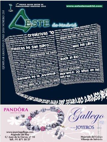 Revista  este de madrid (1991-2010) - Archivo de Arganda del Rey ...