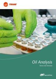Oil Analysis - Trane