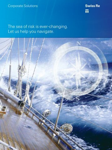 The sea of risk is ever-changing. Let us help you navigate. - Airmic