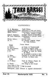 Anul VII. Martie-Aprilie 1935 No. 2 ©BCU