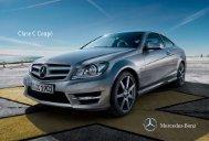 Clase C Coupé - Mercedes-Benz México