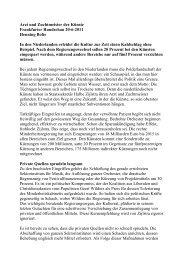 Arzt und Zuchtmeister der Künste Frankfurter Rundschau 20-6-2011 ...