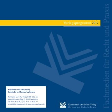 Verlagsprogramm2012 Stand 25