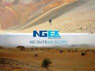 Eritrea - NGEx Resources Inc.
