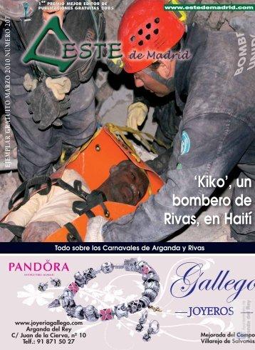"""Revista """"Este de Madrid (1991-2010) - Archivo de Arganda del Rey ..."""