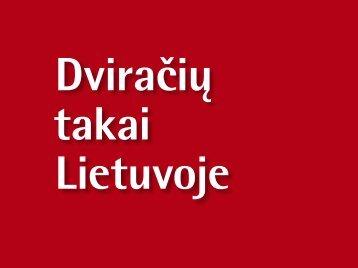 Dviračių takai Lietuvoje