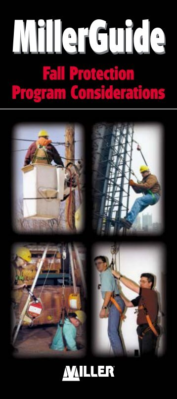 Fall Protection Program Considerations - Trench Safety