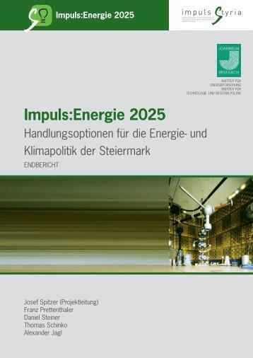 Impuls:Energie 2025 - STENUM GmbH