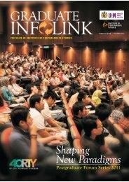 Second Volume - Institute of Graduate Studies - USM