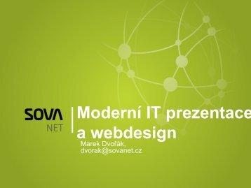 Moderní IT prezentace a webdesign (formát PDF; velikost 1,2 MB)