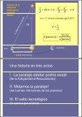 C á t id ¿Cuánto mide el Universo? el Universo? - Page 4