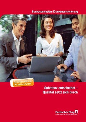 Substanz entscheidet – Qualität setzt sich durch - vmc-metzner.de