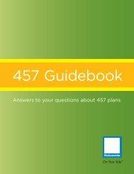 457 Guidebook - For Financial Advisors
