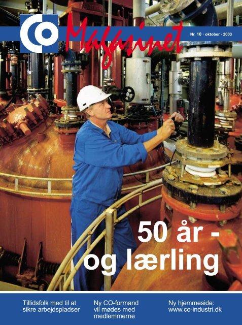 Ny hjemmeside: www.co-industri.dk Tillidsfolk med til at sikre ...