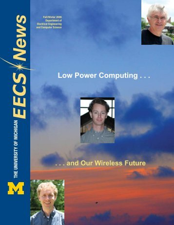 Low Power Computing . . . - Electrical Engineering and Computer ...