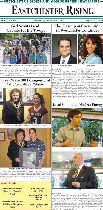 FRIdAy, MAy 27, 2011 - Rising Media Group, LLC