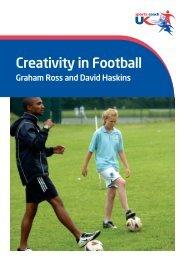 SCUK Football Creativity Booklet