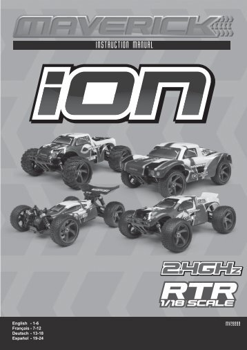 iON Front Cover_OL - HPI Racing UK
