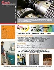 Industrial Solutions Brochure - Swish Maintenance Limited