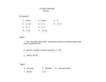 All Worksheets » Pearson Education Spanish Worksheets Answers ...