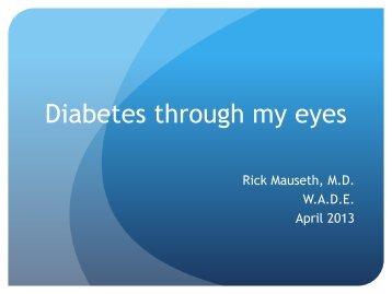 Artificial Pancreas for Type 1 Diabetes