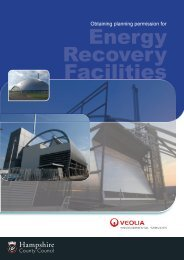 erf planning.indd - Hampshire County Council