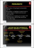 oral anti-platelets therapy in acs oral anti platelets therapy in acs ... - Page 4